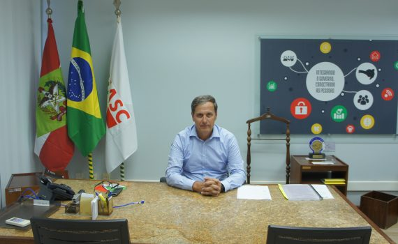 Presidente do CIASC